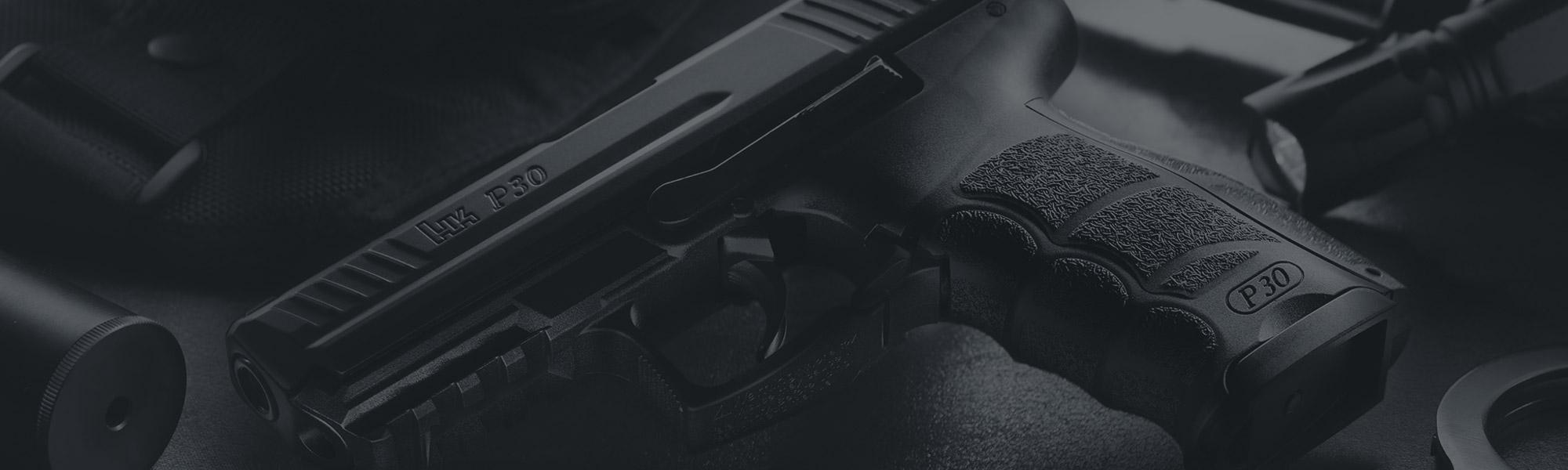 Heckler & Koch - Gas Signal Guns